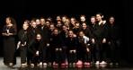 Premiação no Festival Internacional de Dança de Cabo Frio 2012