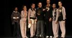 Premiação Ballace BA 2009, com Tíndaro Silvano