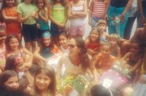 Festa Surpresa para a Tia Lú 2003